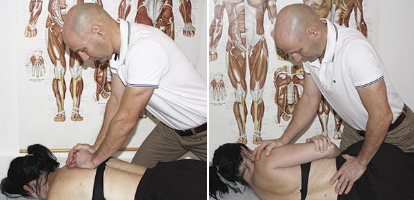 Kiropraktisk behandling av Fredrik Järudd